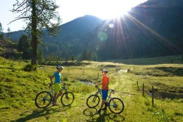 Biken in Obertauern – Salzburger Land