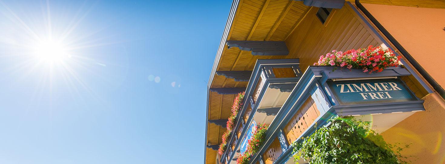 Buchungsinformationen, Hammerwirt-Forellenhof in Untertauern