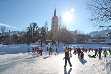 Eislaufen in Radstadt – Ski amadé
