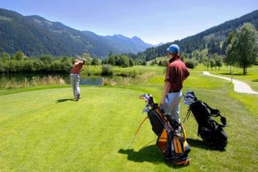 Golf in Radstadt, Salzburger Land