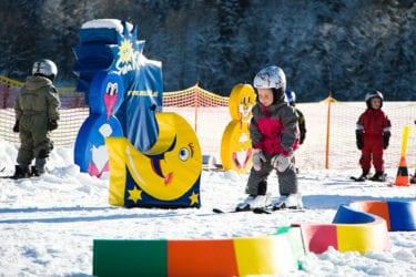 Skifahren im Skigebiet Radstadt, Ski amadé