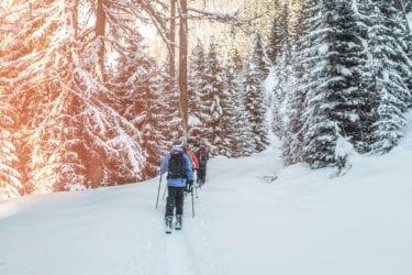 Skitouren in Obertauern – Salzburger Land