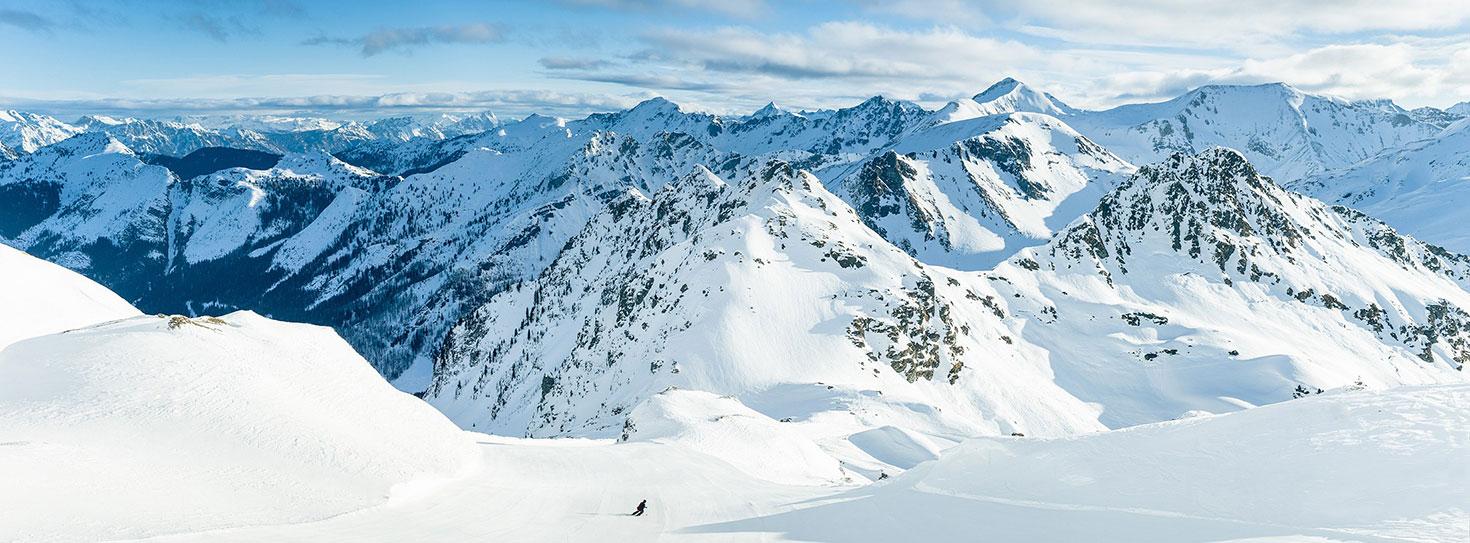 Skiurlaub im Skigebiet Obertauern, Salzburger Land