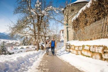 Winterspaziergang in Radstadt – Ski amadé