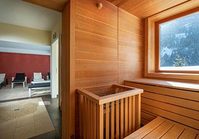 Wellness - 3-Sterne Hotel in Untertauern