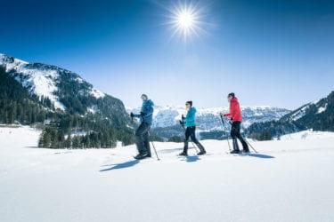 Winterwandern & Schneeschuhwandern in Radstadt – Ski amadé