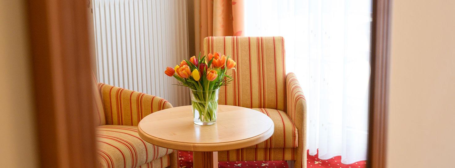 3-Sterne Hotel in Untertauern, gemütliche Zimmer im Salzburger Land