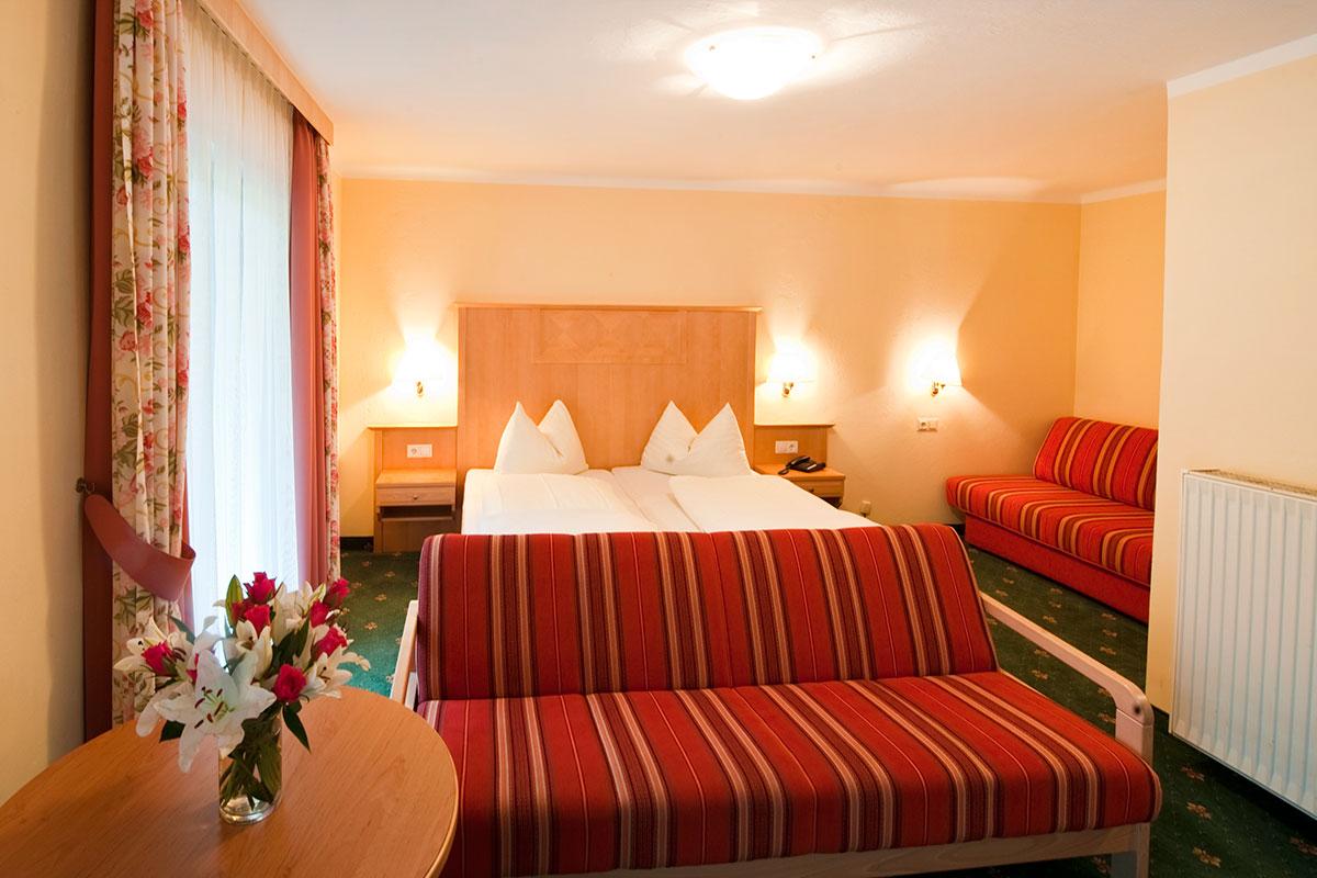Zimmer in Obertauern/Untertauern, Zimmertyp A