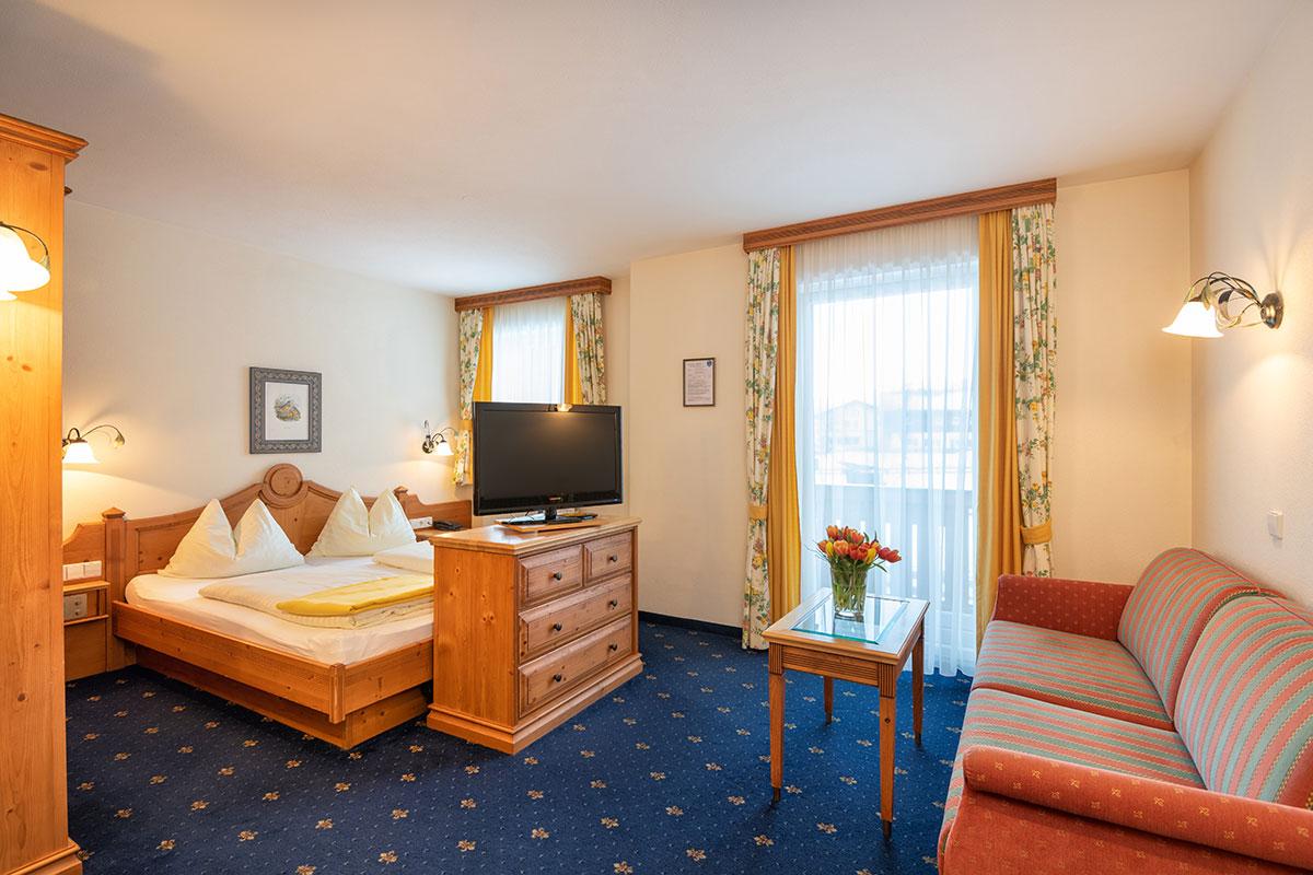 Zimmer in Obertauern/Untertauern, Zimmertyp B